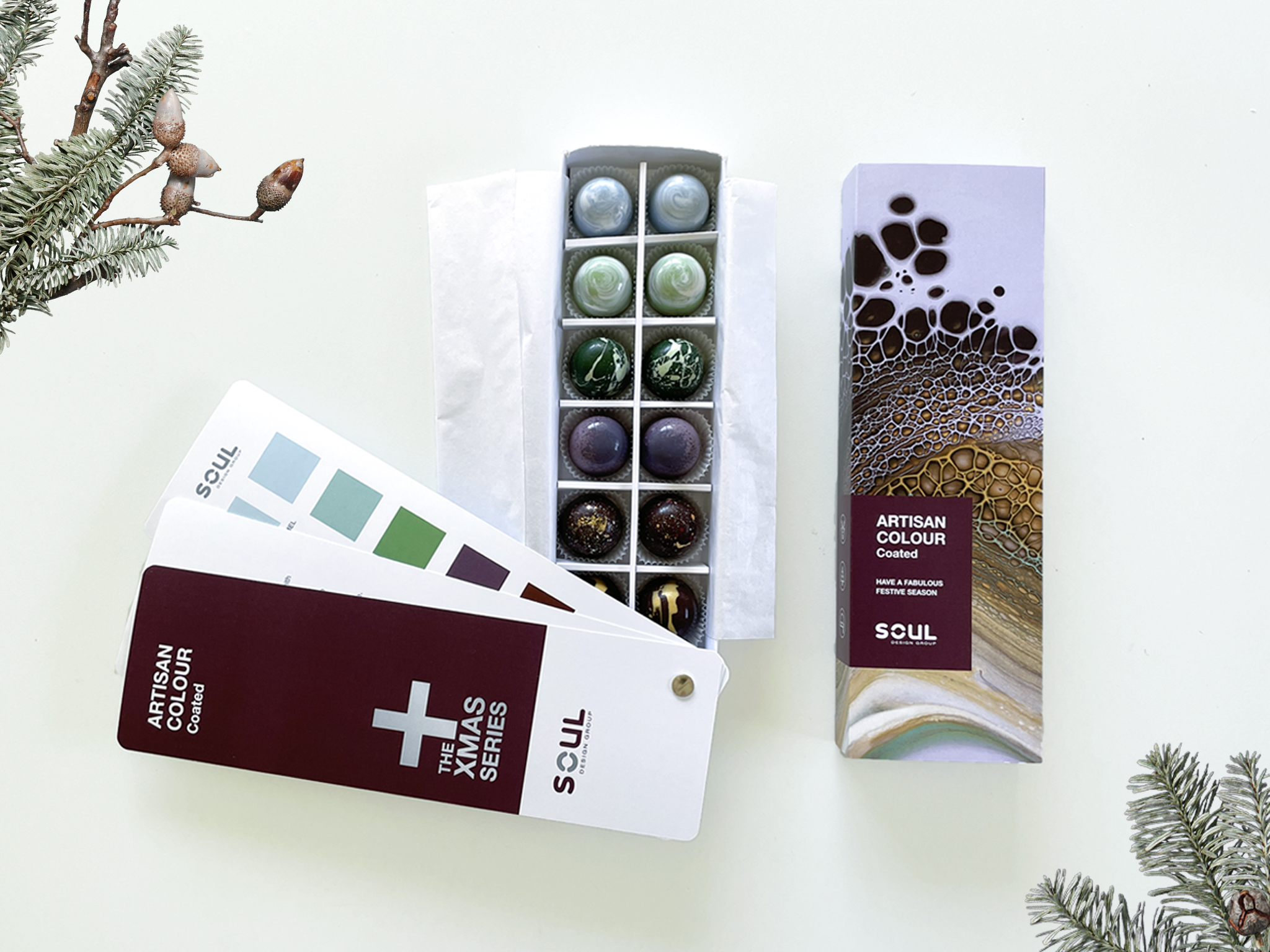 Chocolate Swatch Box Competition 2020