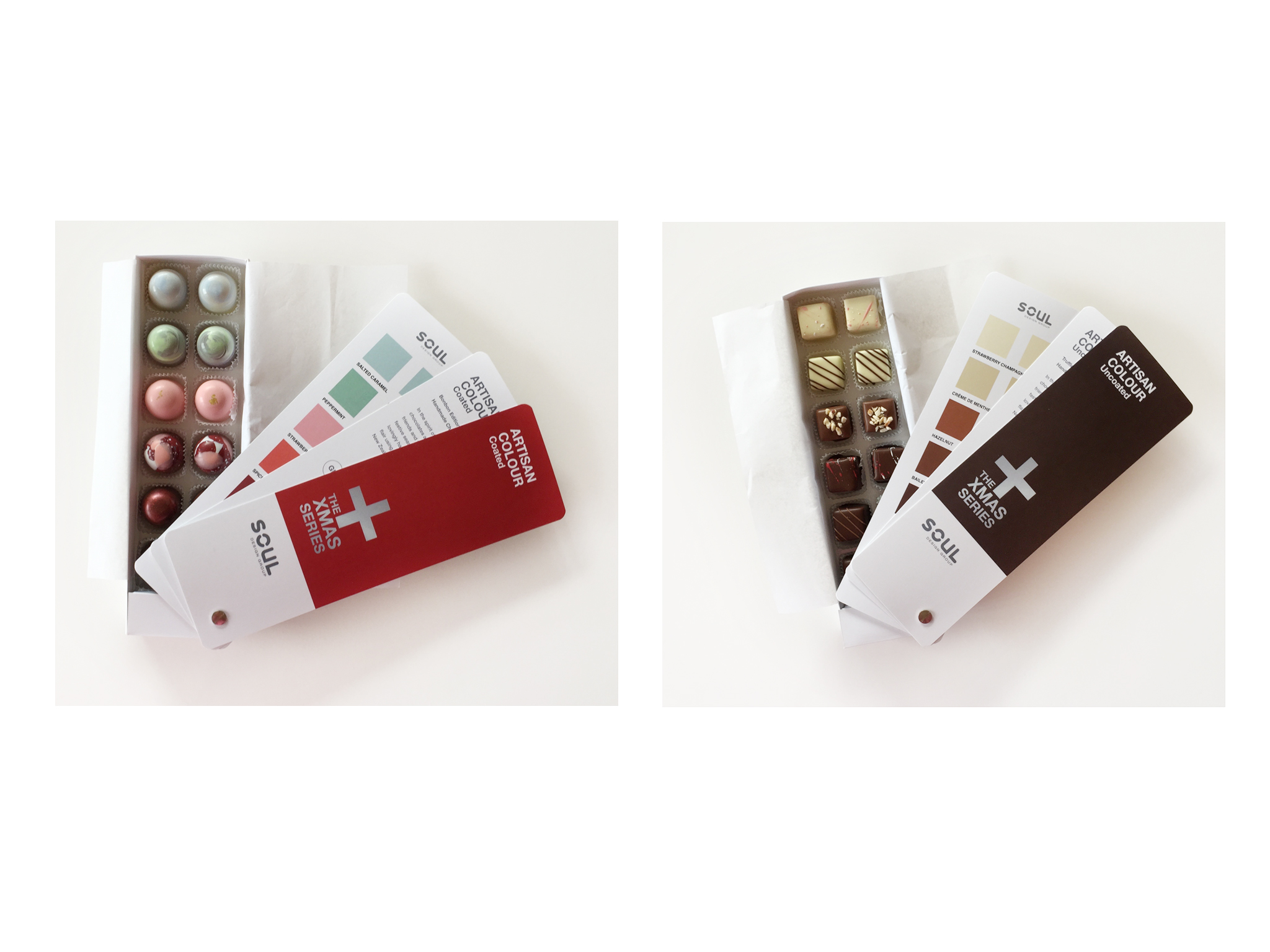 Chocolate Swatch Box Competition